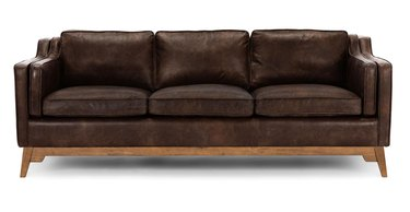 Worthington Oxford Brown Sofa