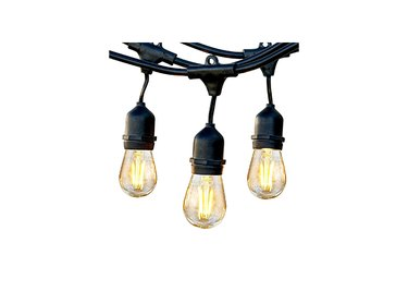 Brightech Dimmable Outdoor String Lights