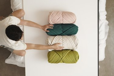 bearaby weight blanket colors