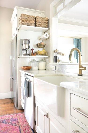 extra kitchen cabinet storage