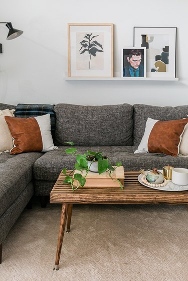 You'll love being able to tell friends and family that you built this coffee table all on your own!
