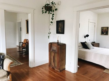 historic nashville bungalow antique decor