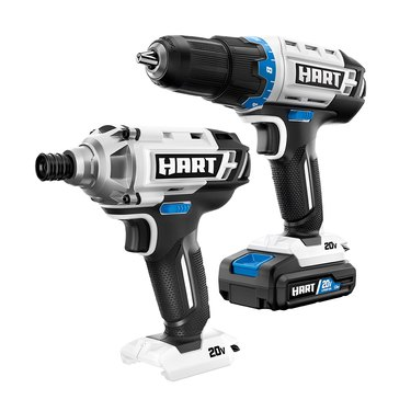 HART tools drill and compact driver