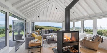 Coastal Decor ideas sliding folding doors