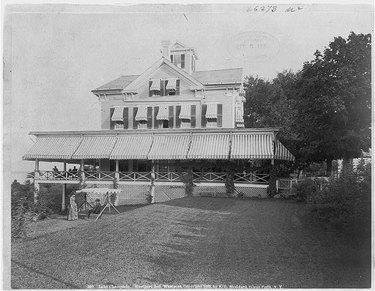 Westport Inn, c. 1889