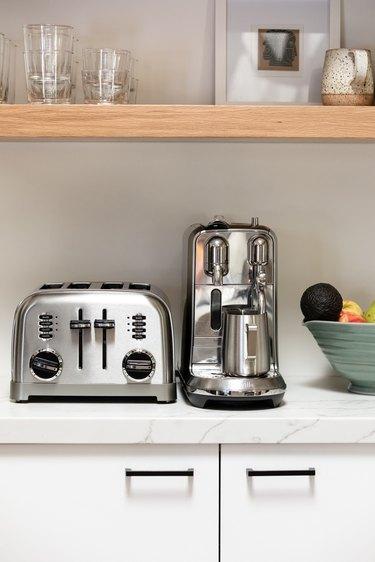 Breville Nespresso Creatista Espresso Machine
