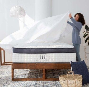 Brentwood Home oceano mattress