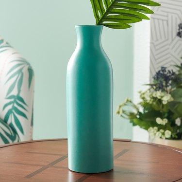 Guatemalan Green Decorative Vase by Drew Barrymore Flower Home, $14.40