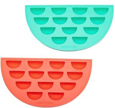 watermelon ice cubes