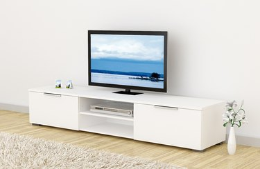 Tvilum Match 2 Drawer 2 Shelf TV Stand, $146.48