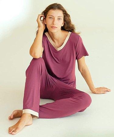 Heat-Regulating Pajamas
