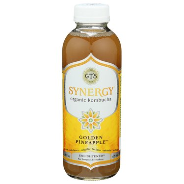 Synergy Organic Kombucha - Golden Pineapple, $2.97
