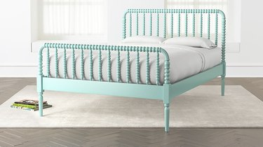 Jenny Lind Teal Full Bed
