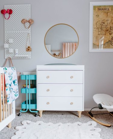 babyletto lolly collection changing table