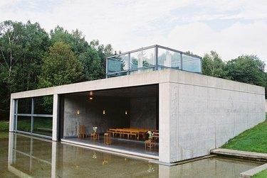 Tadao Ando's Church on the Water