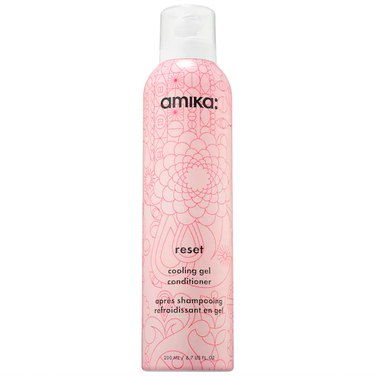 Amika Reset Scalp Cooling Gel Conditioner, $25