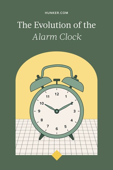 The Evolution of the Modern Alarm Clock Started With Plato