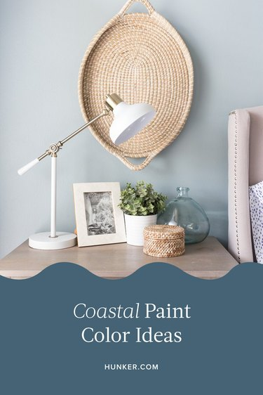 Coastal Paint Colors: Ideas and Inspiration