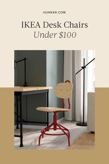 IKEA's Best Desk Chairs Under $100