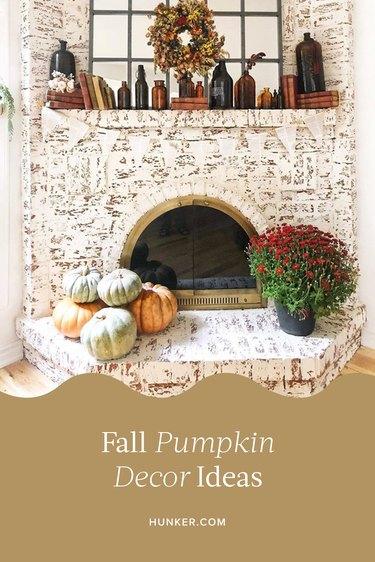 Fall Pumpkins Ideas and Inspiration