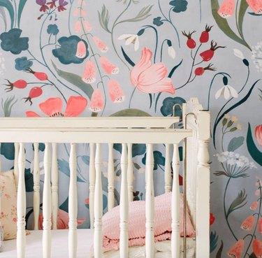 project nursery wallpaper