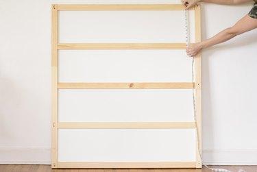 Measuring KURA bed panels