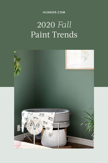 2020's Fall Paint Trends Are All About Comfort at Home