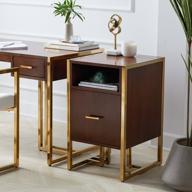 modrn file cabinet