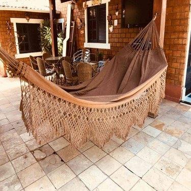 Etsy indoor hammock