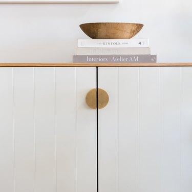 semihandmade cabinets
