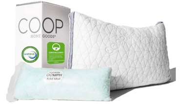 Coop Home Goods Adjustable Pillow