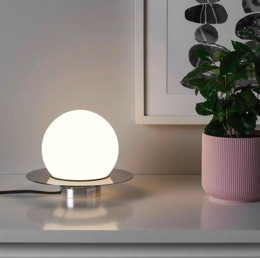 Simrishamn Table/Wall Lamp, $24.99