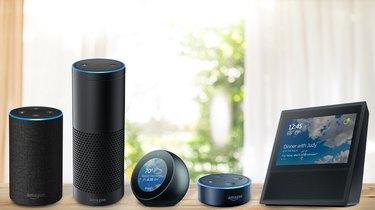 Amazon Echo product array