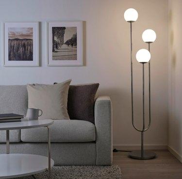 Simrishamn Floor Lamp, $74.99