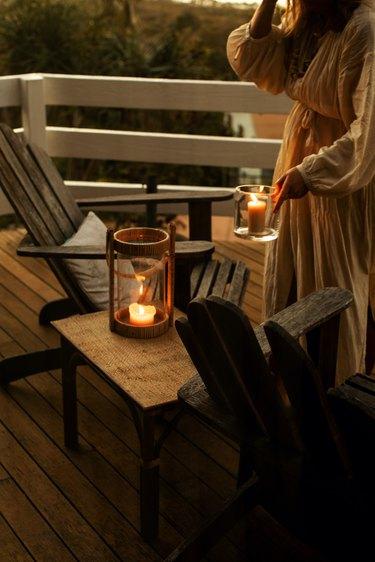 Kara Rosenlund balcony