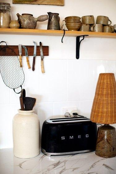Kara Rosenlund kitchen counter