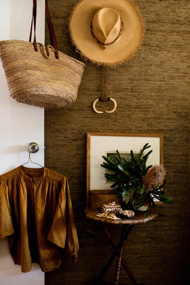 Kara Rosenlund bedroom door