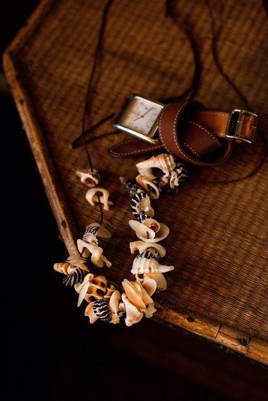 Kara Rosenlund bedside table detail