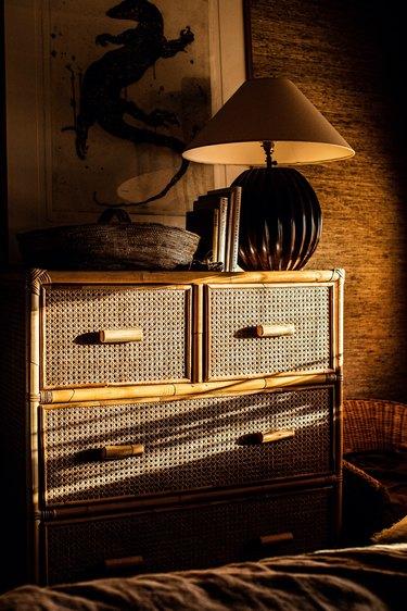 Kara Rosenlund bedroom dresser