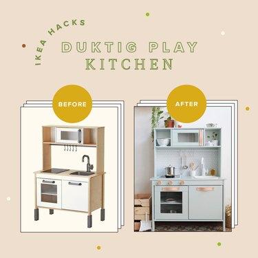 16 Stupid-Cute IKEA Kid Kitchen Hacks