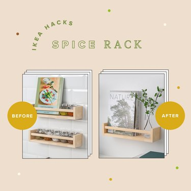 14 Brilliant Ways People Use IKEA Spice Racks