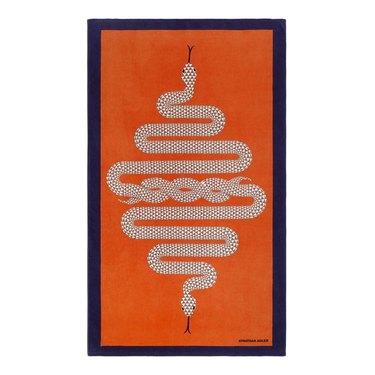 Jonathan Adler Snake Towel