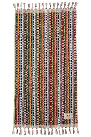MAYDE rainbow towel