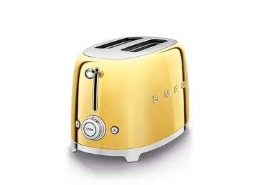 Smeg '50s Retro Style Two-Slice Toaster,
