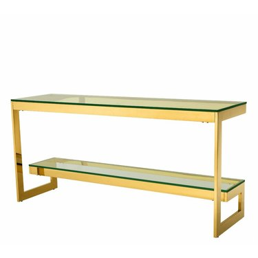 bauhaus furniture style console table