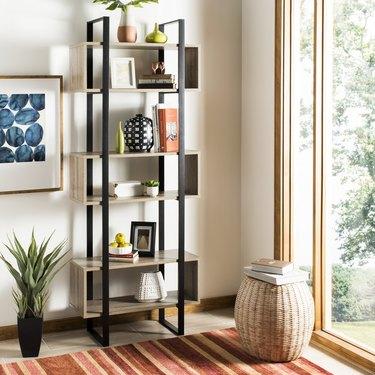 bauhaus furniture style bookcase