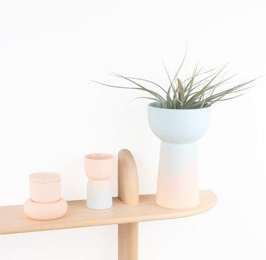 set of planters