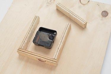plywood clock tutorial