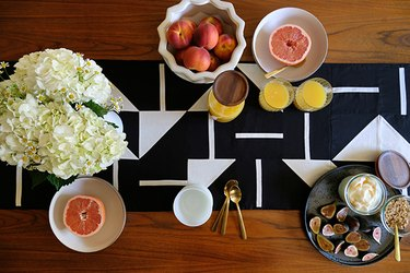 DIY Quilted Table Runner