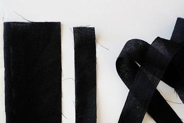 cut 1 inch stips